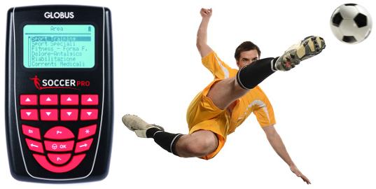 elektrostymulator dla piłkarzy