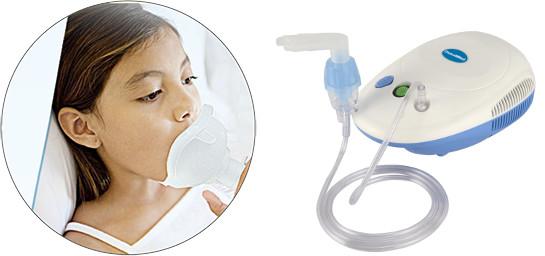 Inhalator-nebulizator - niska głośność